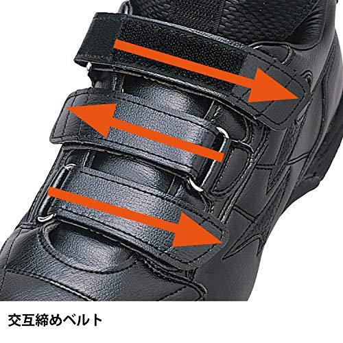 [エスエスケイ]野球スパイクスターランナーVボーイズブラック×ブラック(9090)25.0cm