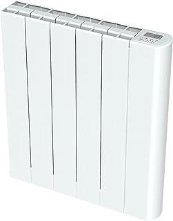 Cayenne NELIA10 NELIA - Radiador de inercia, 1000 W, color blanco brillante