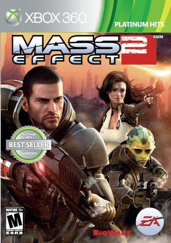 Microsoft Mass Effect 2 (Xbox 360) [Import UK]
