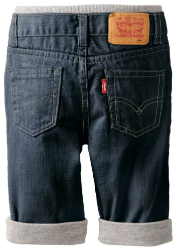 Levi's Baby Boys' Infant Straight Fit Jeans, Glare, 24M