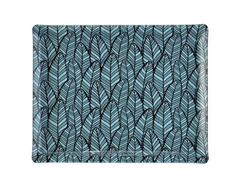 PLATEX 4037281163 Plateau Acrylique-Wax, Bleu, 37x28cm