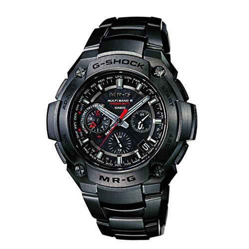 [カシオ] 腕時計 ジーショック MR-G 世界6局対応電波ソーラー MRG-8100B-1AJF ブラック