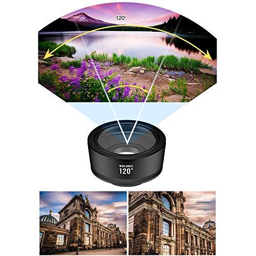 MeterMall mobiele telefoon Lens groothoek Macro Fisheye verhogen UV Gradient Spiegel CPL Starlight 10 stks/set
