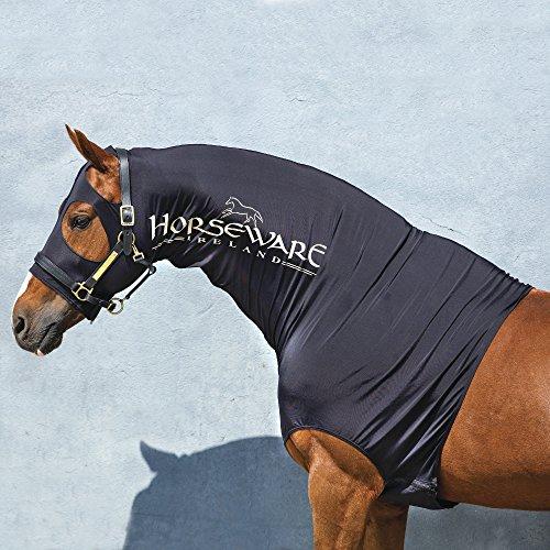 Horseware Rambo Slinky Hood - Black