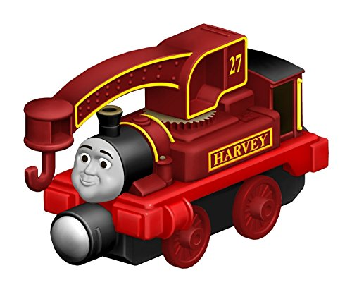 TRENINO THOMAS CCK01 - Veicolo Take'N Play Harvey