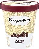 Haagen-Dazs, Coffee Ice Cream, 28 oz (Frozen)