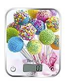 Tefal Optiss Cake Pops–Bilancia da cucina, capacità 5kg, 2batterie AAA