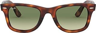 Ray-Ban 0RB4340 Montures de lunettes, Marron (Red Havana), 50 Mixte Adulte