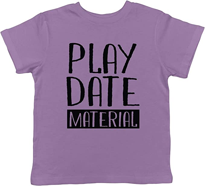 Playdate Material Boys Shirt Toddler Clothes Simple Boys and Girls Clothes Baby Clothes Toddler Clothes Boys Clothes Toddler Shirt
