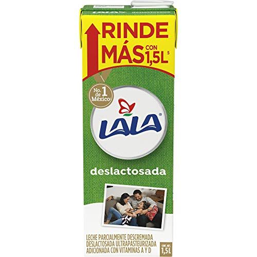 Lala 100 Proteina marca LALA