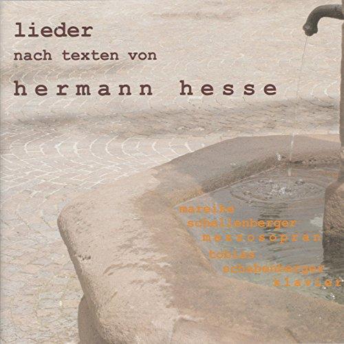 3 Lieder nach Gedichten von Hermann Hesse: No. 3, Beim Wein [Explicit]