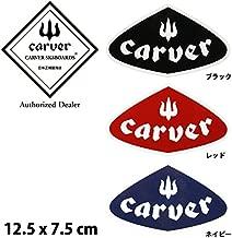 CARVER (カーバー) ステッカー シール 防水 車 スケートボード