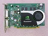 Dell WX397 NVIDIA Quadro FX570 256MB DDR2 128Bit PCIe x16 Workstation Video Card