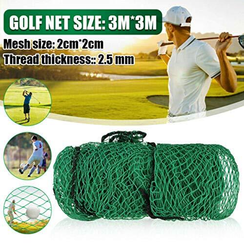 cz hezhu eu 3Mx3M Golf Net Training Training Hochleistungs-Schlagnetz für Golfer im Freien