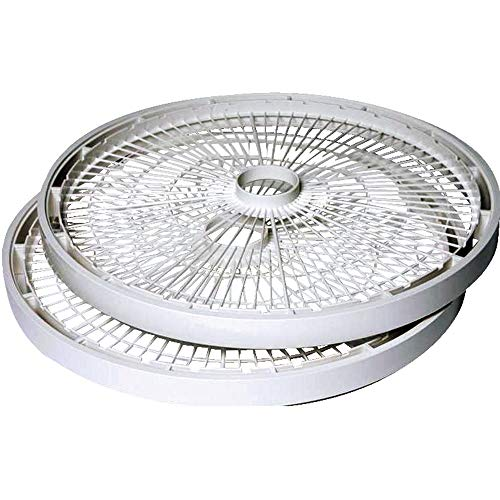 Great Price! Food Dehydrator Add-A-Tray [Set of 4] For Use with Model: FD-61, FD-75PR