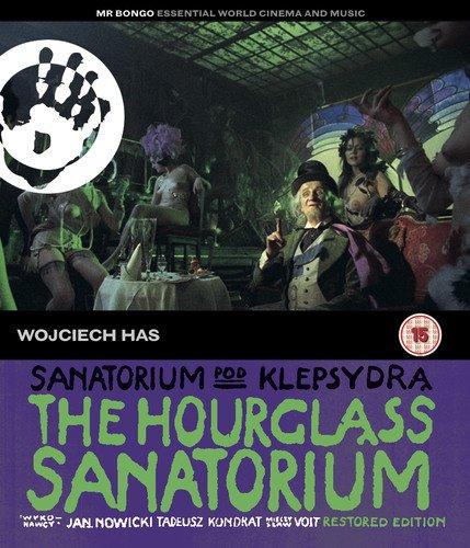 Sales results No. 1 Hourglass Max 77% OFF Sanatorium Blu-ray