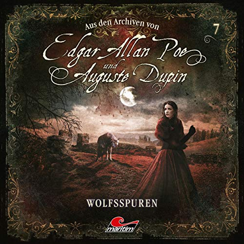 Wolfsspuren cover art