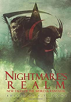 Nightmare's Realm: New Tales of the Weird and Fantastic 1626412464 Book Cover