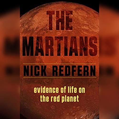 The Martians cover art