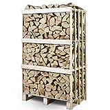Kiln Dried Ash Hardwood Firewood Logs Premium Log Burner Wood for Firepit, Campfires, Fireplace, Chiminea & More 100% Natural Product FCS <span class='highlight'><span class='highlight'>Certified</span></span> (750 KG)