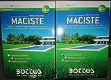maciste - sementi per tappeto erboso - 1 kg - offerta 2 confezioni