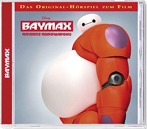 Baymax riesiges Robowabohu (Audio CD)