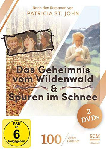 Spuren im Schnee / Das Geheimnis vom Wildenwald: Nach den Romanen von Patricia St. John