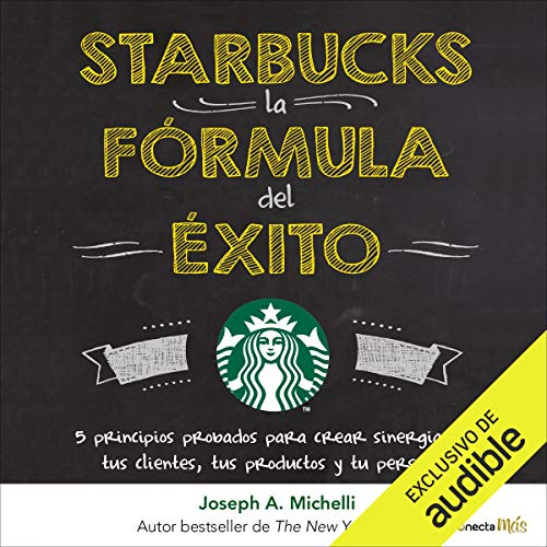 Starbucks, la fórmula del éxito [Starbucks, the Formula for Success] cover art