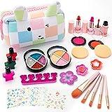 EFOSHM Makeup Toys for Girls- 27 Pieces Washable Kids...