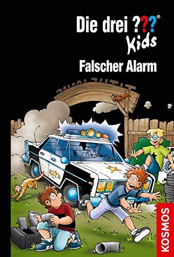 Die drei ??? Kids, 85, Falscher Alarm