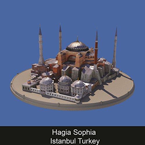 Hagia Sophia Istanbul Turkey copertina