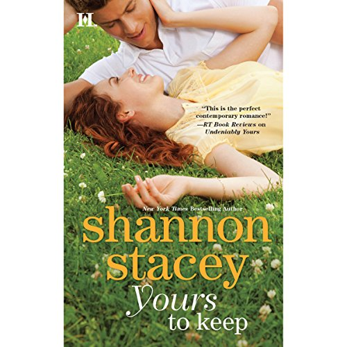 Yours to Keep audiobook cover art