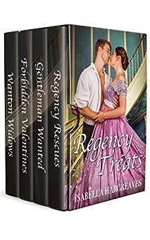 Regency Treats: Ten Romance Short Stories Boxed Set by [Isabella Hargreaves]