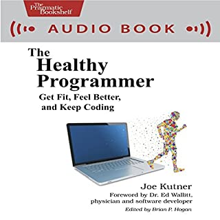 The Healthy Programmer cover art