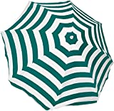 Mirage Beach Umbrella Green 2.0M