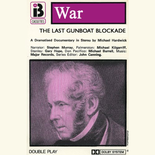 『The Last Gunboat Blockade (Dramatised)』のカバーアート