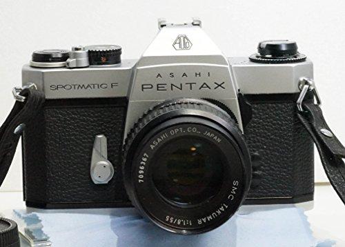 PENTAX SPF シルバー M42 55mm F1.8付き