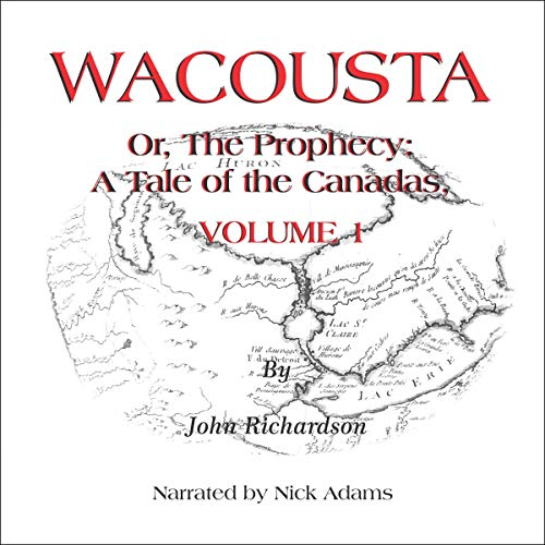 Wacousta cover art