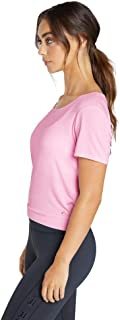 Rockwear Activewear Women's Topia Keyhole Back Tee from Size 4-18 for T-Shirt Tops