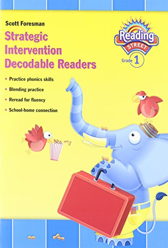 Reading 2007 Strategic Intervention Decodable Readers Grade 1