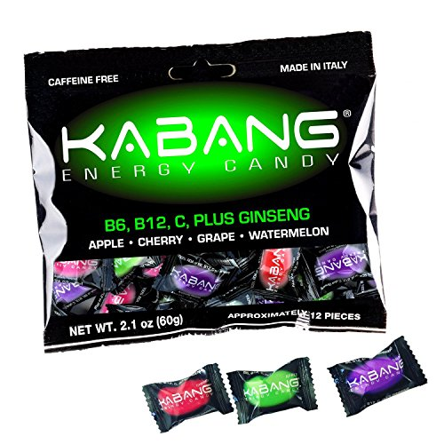 Kabang Energy Candy with Vitamin C, Vitamin B12, B6 and Ginseng (6)