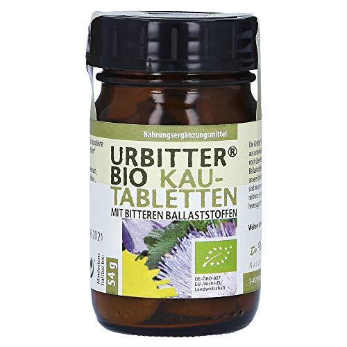 URBITTER Bio Kautabletten 54 Gramm