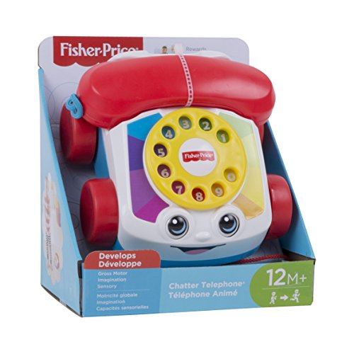 Fisher-Price Chatter Telephone - Newer Version (FGW66)