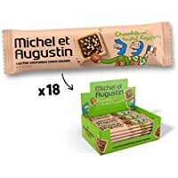 18-Pack Michel et Augustin Gourmet Chocolate Cookie Squares