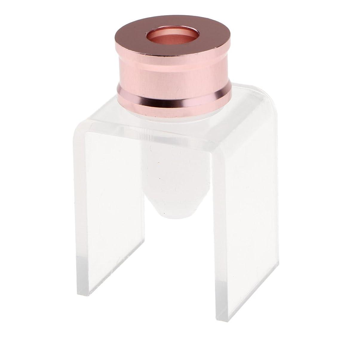 名義で仮説スクリーチKesoto リップスティック DIYセット 口紅リング 金型ホルダー リップバーム DIY 金型 ツールキット 12.1mmチューブ 7タイプ選べる - #4