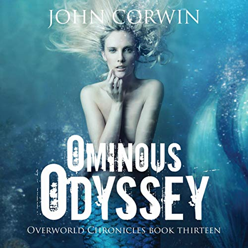 Ominous Odyssey audiobook cover art
