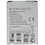 Ellenne Batería compatible con LG BL-41ZH L50 Leon Joy K5 Dual LTE D290N 1900MAH