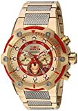2. Relógio Invicta Marvel 25781 Iron Man Avenger's Edição Limitada