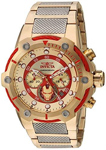 Relógio Invicta Marvel 25781 Iron Man Avenger's Edição Limitada