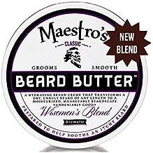 Maestro's Classic Beard Butter Wisemen's Blend 4 Ounce